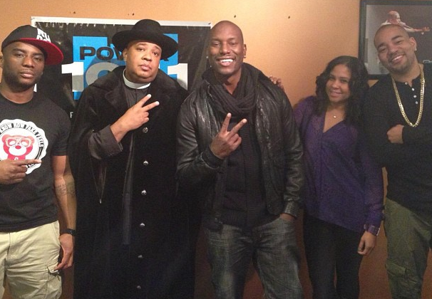 [Video] Rev Run Confesses He & Wife Didn't Have Sex Before Marriage