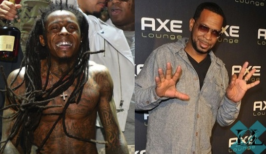 uncle luke-calls lil wayne out-for miami diss-the jasmine brand
