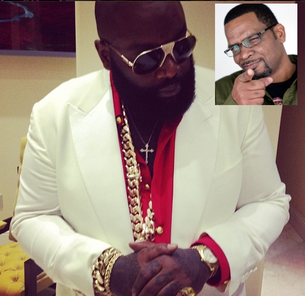 Uncle Luke Warns Rick Ross, 'All This Gangsta Bullsh** Is Jeopardizing Your Career!""
