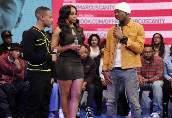 106 & Park, March 4, 2013. (photo: John Ricard / BET)