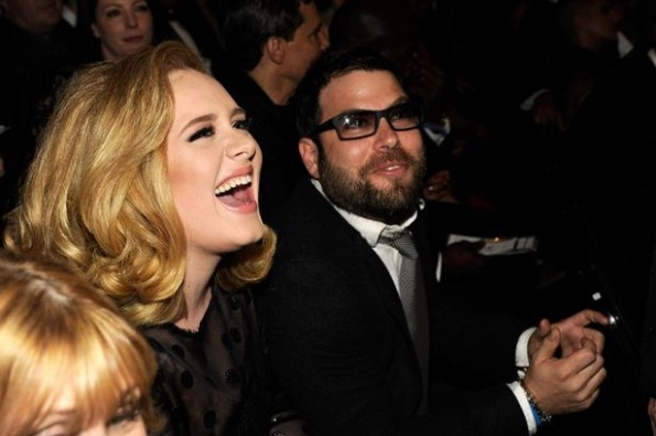 Adele and Simon Konecki-getting secretly married-the jasmine brand