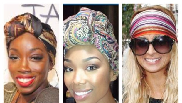 [Video] Celebrity Summer Hair Trend: How to Rock, Buy & Style Your Head Wrap