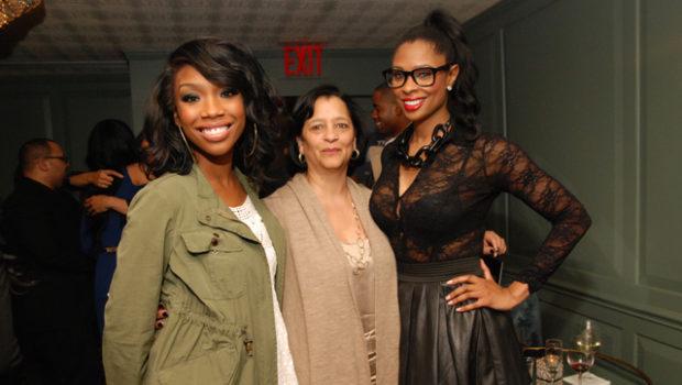 'The Game' Cast Kicks Off Screening With Jennifer Williams, Naturi Naughton & Debra Lee