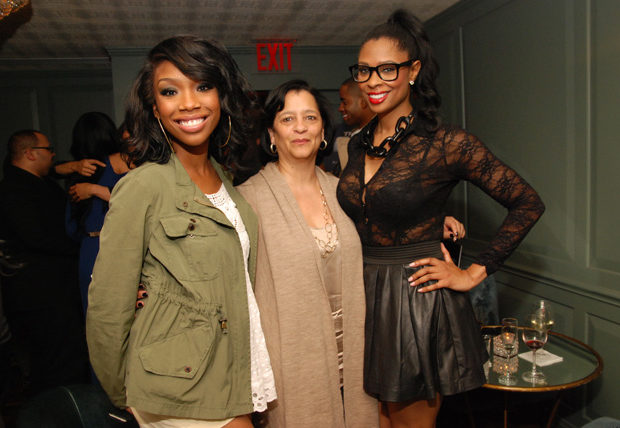 'The Game' Cast Kicks Off Screening With Jennifer Williams, Naturi Naughton & Debra Lee