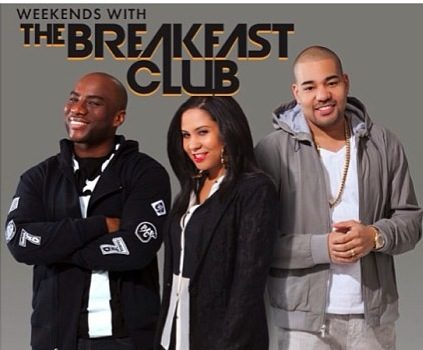Popular Radio Show, 'The Breakfast Club' Gets Syndication Stamp, Takes Over Weekends