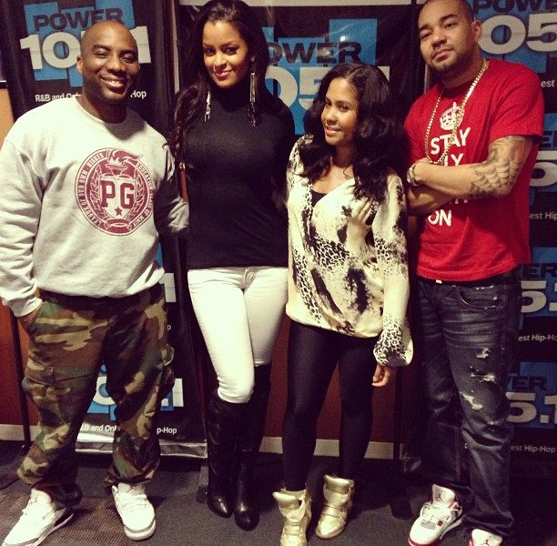 [Video] Claudia Jordan Clears The Air: Addresses Jamie Foxx Gay Rumors + Beef With Tamar Braxton & Celebrity Apprentice's Omarosa
