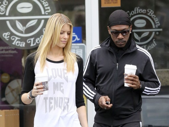 Eddie+Murphy+Takes+Paige+Butcher+Coffee+Date+9PxZOphWtnLl