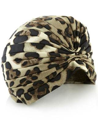 Fashion-Animal Urban Turban-the jasmine brand