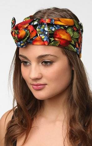 Fashion- Cult Gaia Fall Fruit Wrap- the jasmine brand