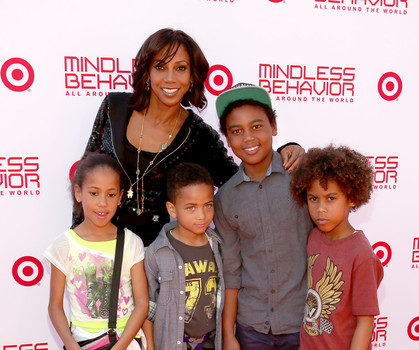 Mindless Behavior Takes Over Target + Russell Simmons, Holly Robinson Peete