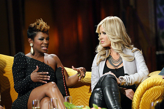 It's Never Too Late for A Lawsuit! RHOA's Kandi Burruss Sues Kim Zolciak Over 'Tardy' Song + VH1 Casts Role of Pebbles For TLC Biopic
