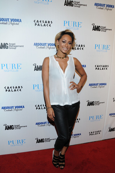 Blue Ivy's Timbaland Game, Keri Hilson Takes Over Vegas + Singer Mya Taps for DC