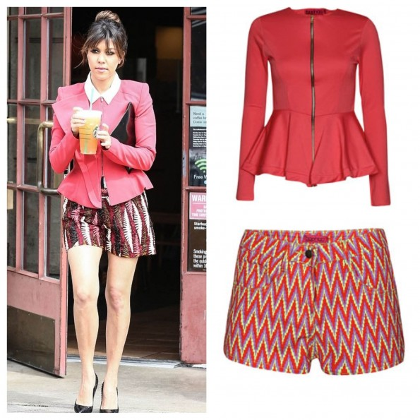 Kourtney Kardashian-patterns-fashion-2013-thejasminebrand