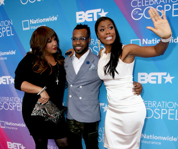 Kym-Whitley-Omarosa-VaShawn-Mitchell-BET-Celebration-Gospel-2013-TJB