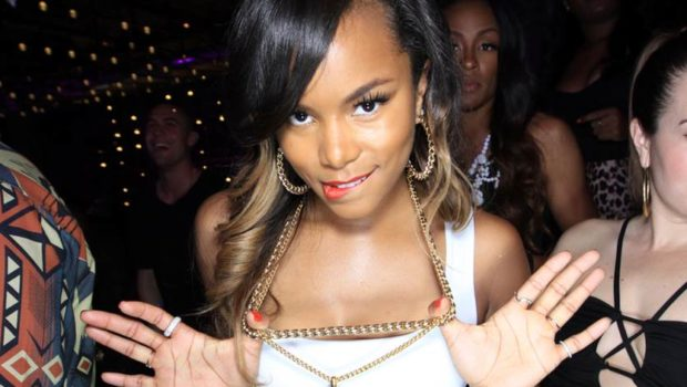 LeToya Luckett Rings In Hollywood B-Day With Kevin Hart, DeRay Davis & Other Eye Candy