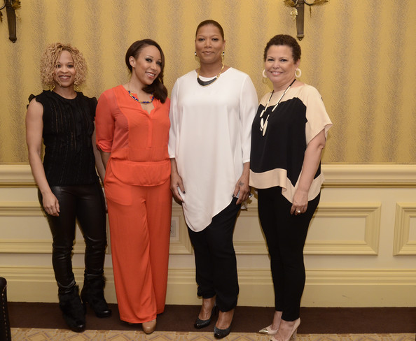 Queen Latifah, Tracee Ellis Ross, Mc Lyte Have 'Girls Night Out' In Washington