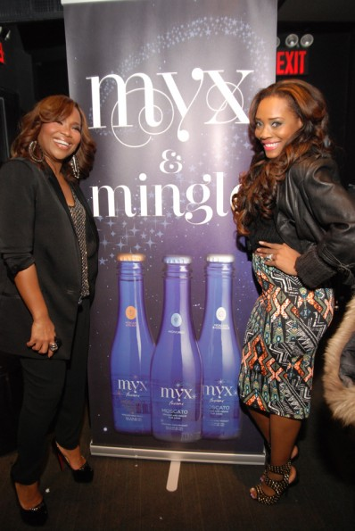 Mona scott young-yandy smith-the gossip game screening-the jasmine brand