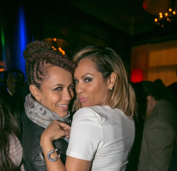 Nicole Ari Parker, Usher, T.I. Take Over Atlanta's Nightlife