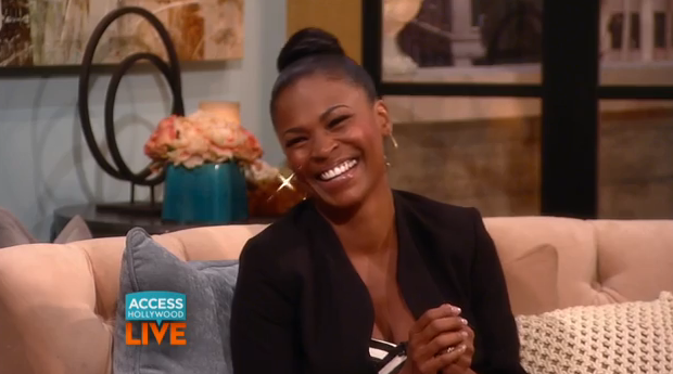 [Video] Marriage Still Not A Priority for Nia Long & Boyfriend Ima Udoka, 'We Are Committed to One Another'