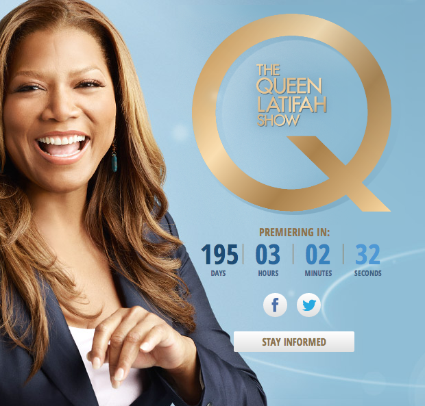 Can Queen Latifah's Talk Show Compete With 'The View'? + Bobbi Kristina Pens Short Open Letter to Whitney Houston