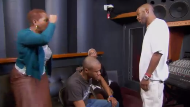 [WATCH] Rapper DMX Goes Head-to-Head With Iyanla Vanzant In 'Fix My Life' + Sheree Whitfield & Husband To Appear