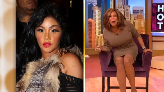 Lil Kim Slams #WendyWilliams On Twitter For Reporting Plastic Surgery Rumors