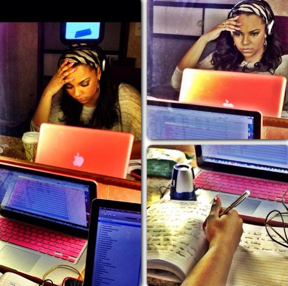 [WATCH] Ashanti Hints That New Album Will Discuss Relationship With Ex-Boyfriend Nelly