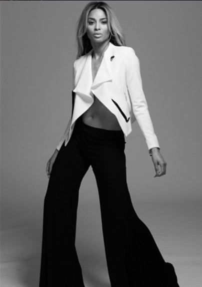 Ciara Gets Instagram Mushy With Boyfriend, Future And Shoots for 'Annex'  + Gabrielle Douglas Writing SECOND Memoir