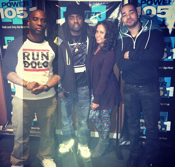 [WATCH] Wale Shows His Softer Side, Explains Why He's Afraid to Be In Love