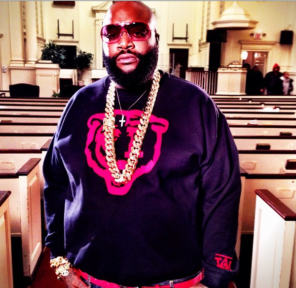 Rick Ross Says Lyrics About Poppin' Mollys & Raping Women Were Misinterpreted: 'I Would Never Use the Term Rape'