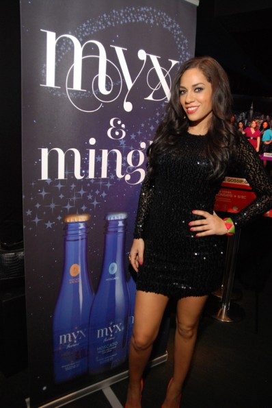 Sharon Carpenter-the gossip game premiere-the jasmine brand