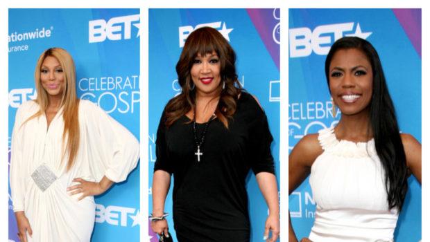 [Photos] Reality Stars Kym Whitley, Tamar Braxton, Kelly Price Take Over BET Celebration of Gospel