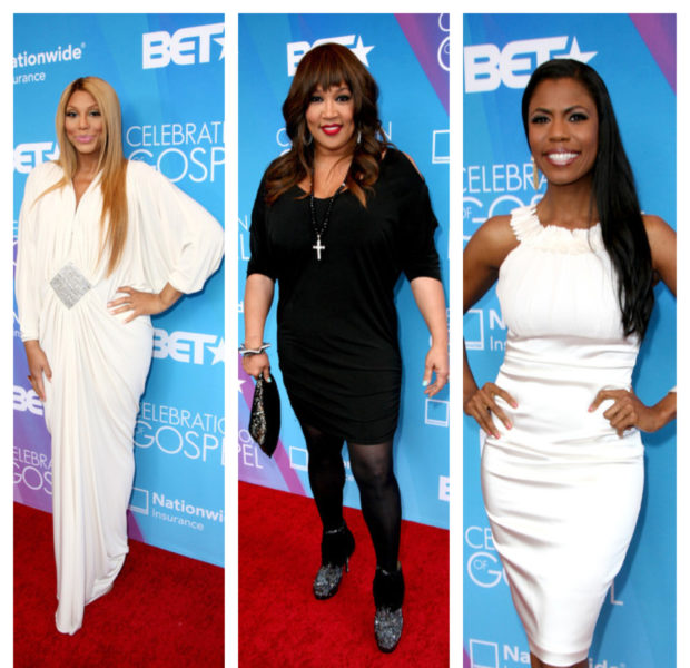[Photos] Reality Stars Kym Whitley, Tamar Braxton, Kelly Price Take Over BET Celebration of Gospel