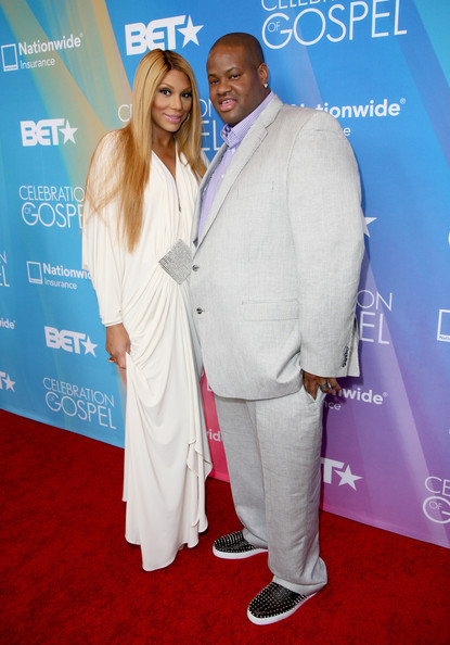 Vincent Herbert Allegedly Bites Tamar Braxton During Domestic Dispute, Fight Triggered By Tamar Dropping Husband As Manager (Report)