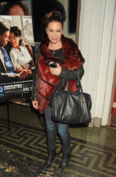 angie martinez-jackie robinson viewing-the jasmine brand