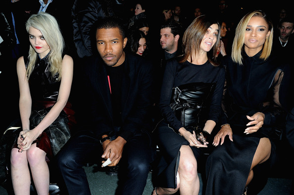 Eddie Murphy's Doo Rag Likes Coffee Too + Kim Kardashian, Kanye West, Frank Ocean Trip A Model During Paris Fashion Week