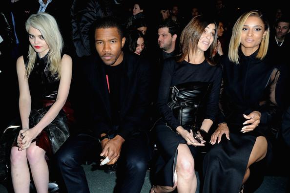 Eddie Murphy's Doo Rag Likes Coffee Too + Kim Kardashian, Kanye West, Frank Ocean Trip A Model During Paris Fashion Week