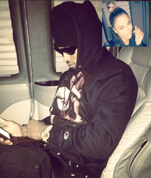 ciara gets instagram mushy with boyfriend future and