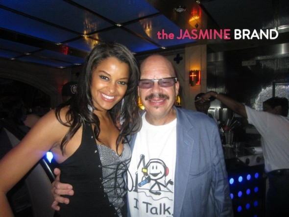 Ear Hustlin': Is Claudia Jordan Dating Tom Joyner?