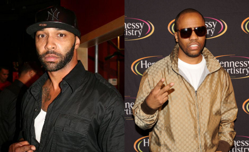 [Audio] Joe Budden & Consequence Fight During Love & Hip Hop Reunion Show