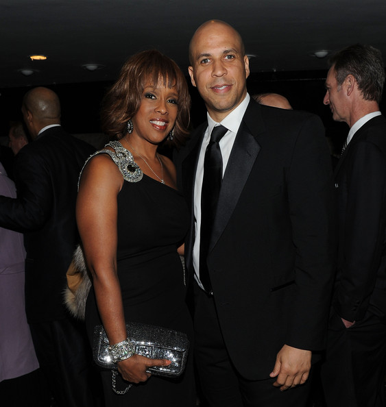 It-Aint-Trickin-If-You-Got-It: Hollywood Spending Big Cash For Mayor Cory Booker For Senate Run