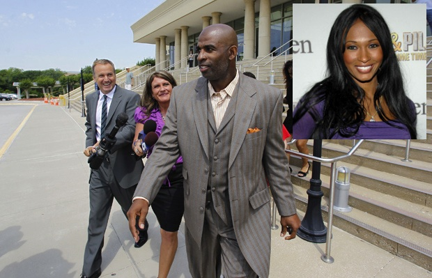 deion sanders-pilar sanders-custody court battle 2013-the jasmine brand