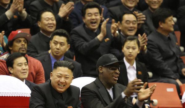 Ja Rule Back In Jail Until Summer + Dennis Rodman Wants Obama To Be Friends With North Korea Leader