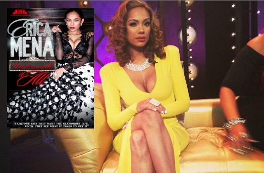 'My Mother Was Pregnant In Jail With Me', Read An Excerpt of Erica Mena's 'Underneath It All' Book