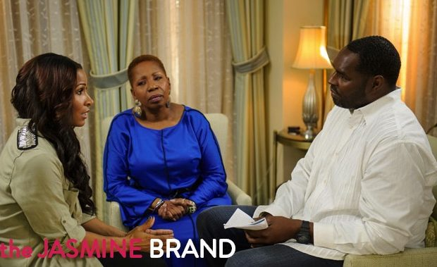 [WATCH] Ex Reality Star Bob & Sheree Whitfield Get Truthful On 'Iyanla: Fix My Life'