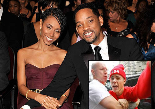 Jada Pinkett Smith Says We Are Bullying Justin Bieber: 'Does That Render Being Called A C*nt?'