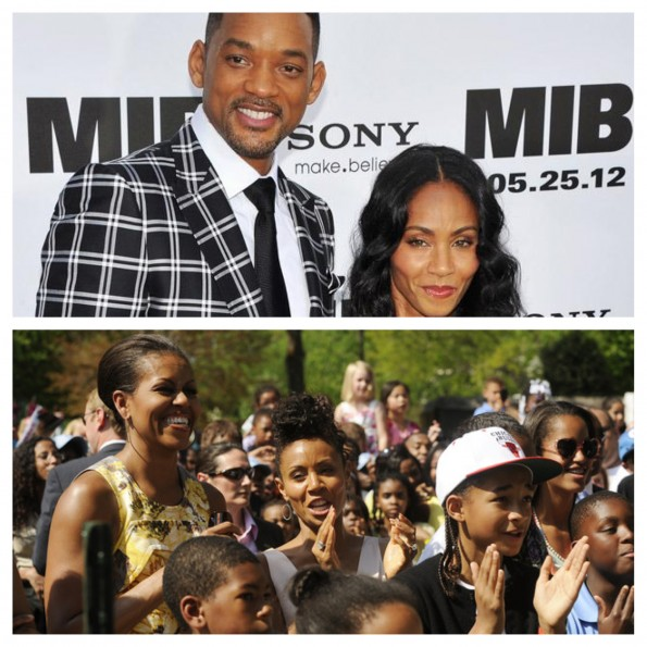 jada pinkett smith-will smith-big obama donors-the jasmine brand