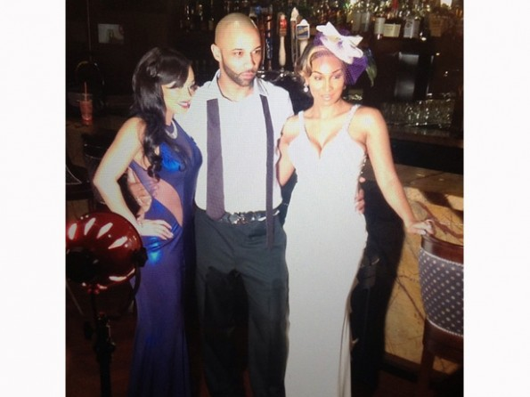 joe budden-olivia-tahiry-lhh-hollywood glam xxl-the jasmine brand