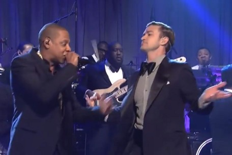 [WATCH] Justin Timberlake Brings Jay Z to SNL, Takes Shot at Kanye West