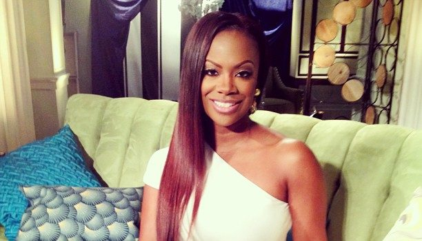 RHOA's Kandi Burruss Talks Spin-Off, Lazy Reality Stars + Why She's Pushing Her Wedding Date Up